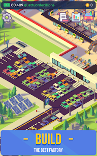 Car Industry Tycoon Mod Apk 0.47 (Unlimited Money + Full Unlocked ) 3