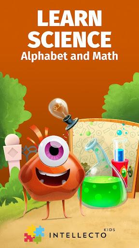 IK: Preschool Learning Games 4 Kids & Kindergarten screenshots 3