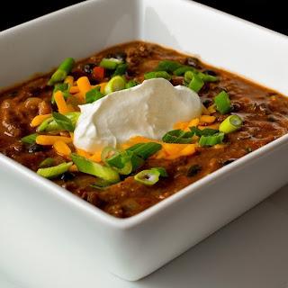 Beef Stew Chili