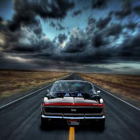 Lets Ride! by Elmer van Zyl - Transportation Automobiles ( hdr )