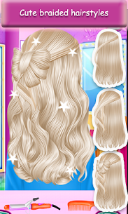 Ice Queen Rainbow Hair Salon 5