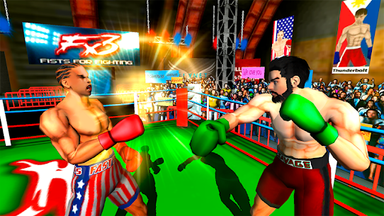 Fists For Fighting (Fx3) 4