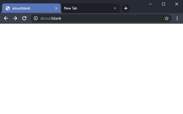Developer Edition Dark - Chrome Web Store