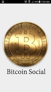 Bitcoin Social - náhled