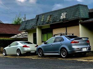 ギャランフォルティス CY4A H19 スポーツ ナビpkg 4WDのカスタム事例画像 ホーリー@Holliminateさんの2018年09月18日21:48の投稿