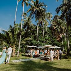 Wedding photographer Tawut Pikampon (phuketcinema). Photo of 22.03.2018
