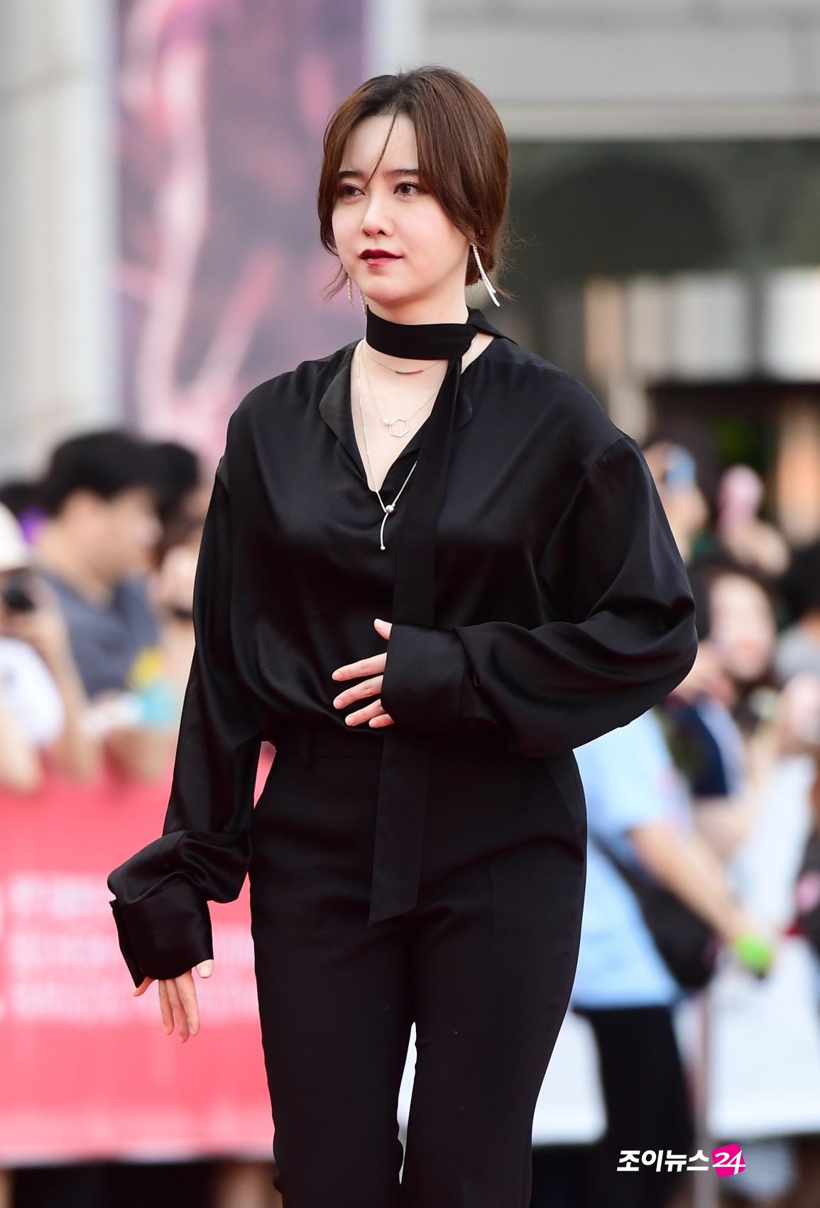 goo hye sun pregnancy surgery rumors 1