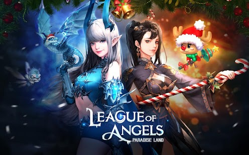 League of Angels-Paradise Land - náhled