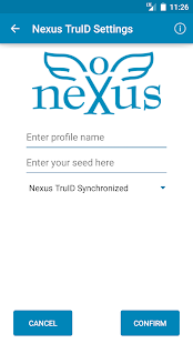 Nexus TruID- screenshot thumbnail