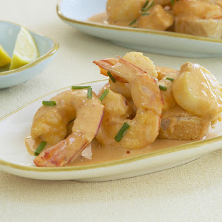 Garlic Prawns And Scallops Recipes