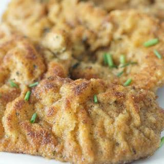 Breaded Veal Schnitzel Recipes