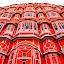 Hawa Mahal Jaipur by Vijay Singh Chandel - Buildings & Architecture Public & Historical ( hawamahal, jaipur, street, buildings, historic )