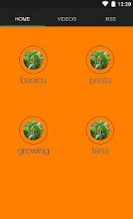 Organic Gardening - náhled