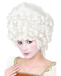 Peruk, Marie Antoinette