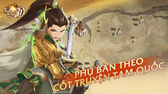 Mod Game Tam Quốc Vô Song 3D for Android