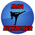 Learn MMA UFC Kickboxer icon