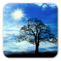 Blue Sky Free Live Wallpaper icon