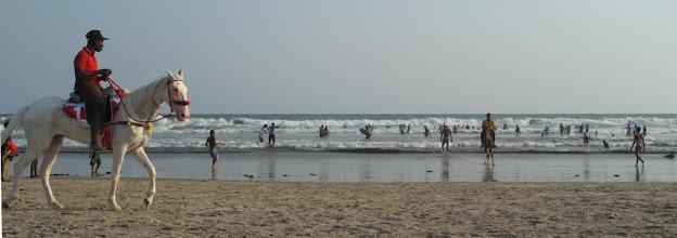 Photo: pláž Labadi