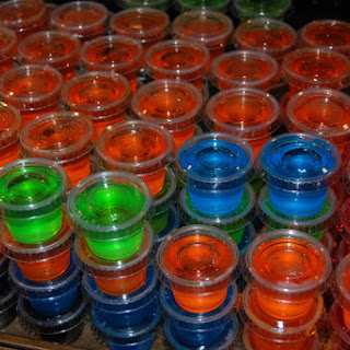 Jello Shots Recipes.