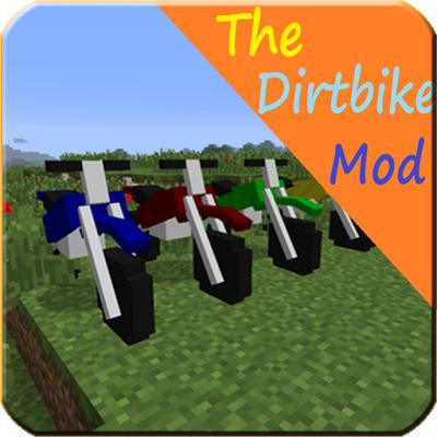 The Dirtbike Mod MCPE Guide - screenshot