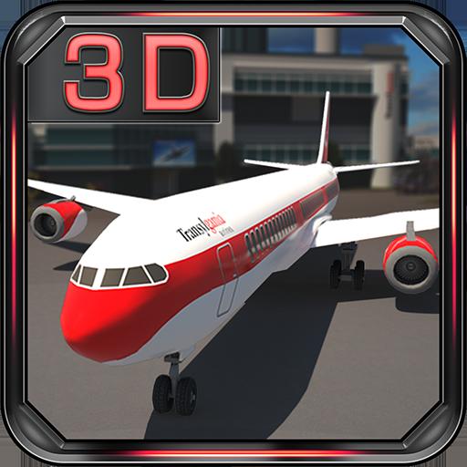 飛行機駐車ゲームの3D 策略 App LOGO-APP試玩