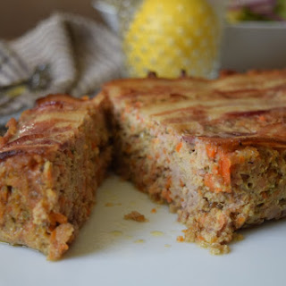 Veal & Bacon Meatloaf