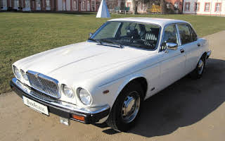 Jaguar XJ 6 Rent Hessen