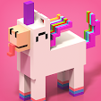 ColorVoxel - Color by Number 3D, Voxel Pixel Art icon