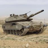 Jigsaw Puzzle Merkava Tank
