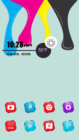 android Thanksgiving Gift Icon Pack Screenshot 1
