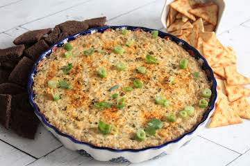 Baked Crab Party Dip