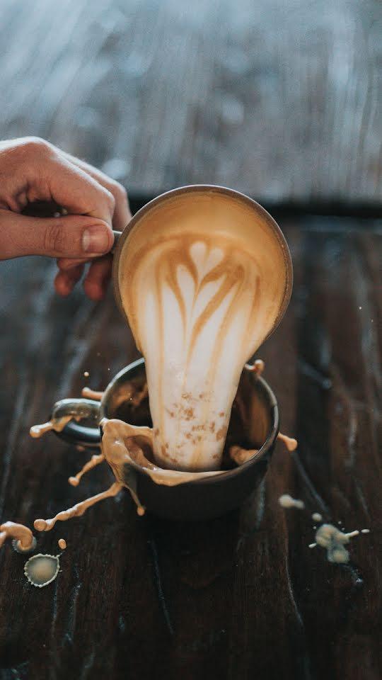 Splitting a Latte - Facebook Story Template