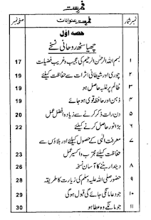 Mustanad Roohani Nuskhay - náhled