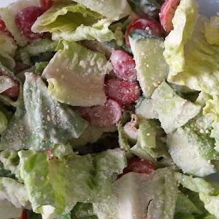 Low Calorie Creamy Caesar Dressing Recipe