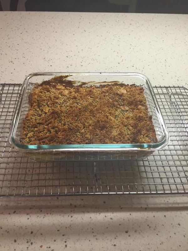 Quick & Easy Poppy Seed Chicken Casserole Recipe