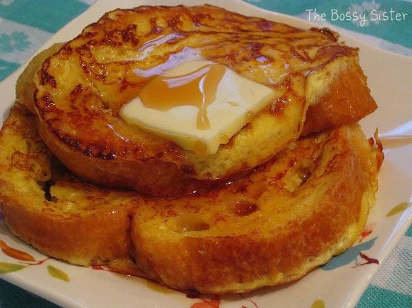 Aunt Gina's French Toast Recipe