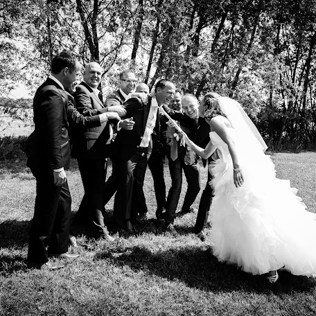 Wedding photographer Anouk Hoebink (hoebink). Photo of 14.02.2014