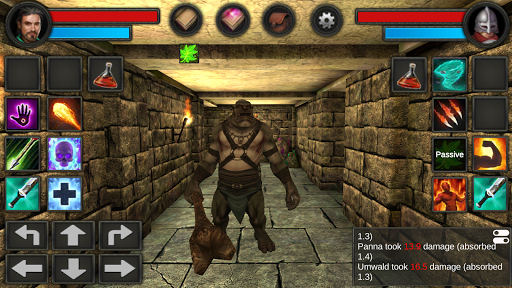 Moonshades: a dungeon crawler RPG 1.2 screenshots 3