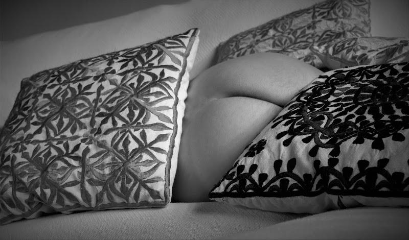 Quale sara' il cuscino piu' soffice ? di ManuelGoWest