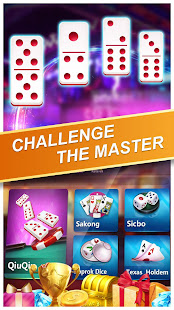Game Domino QiuQiu KiuKiu Online(koin gratis) APK for Windows Phone
