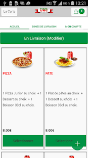 Pizza Uno Fresnes- screenshot thumbnail