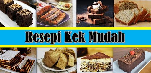 Resepi Kek Mudah Apk App Free Download For Android