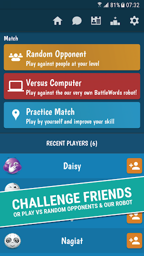 BattleWords Word Game (Free)