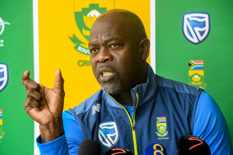 Sa Coach Gibson To Use Zimbabwe Series To Try Out New