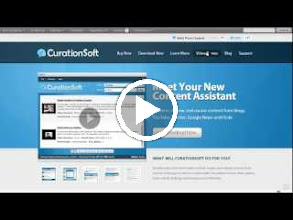 Video: Check it out at CurationSoft.com!