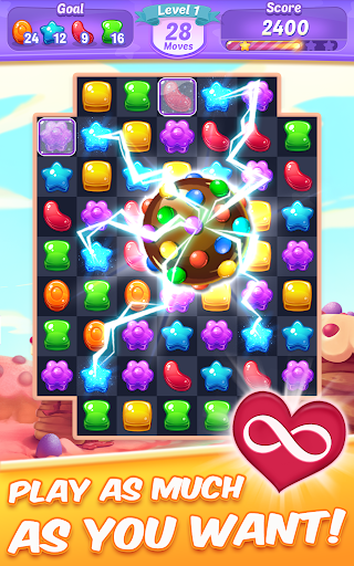 Cookie Crush Match 3 screenshot 6
