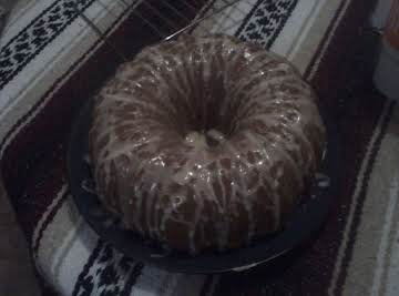Cathy's Pumpkin Spice Bundt Cake