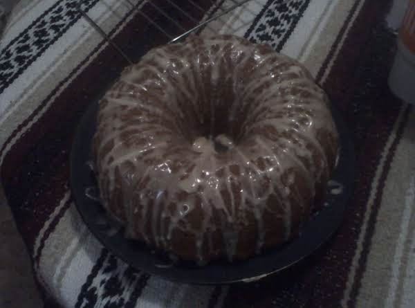 Momma's Pumpkin Spice Bundt Cake