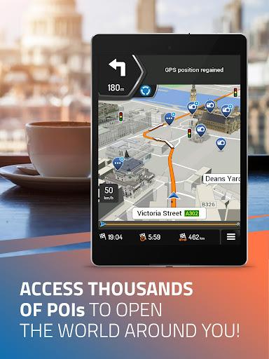 iGO Navigation screenshot 8