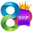 GO Launcher Super VIP (45%OFF) icon